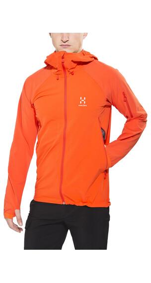 Haglöfs Skarn II - Veste Homme - orange